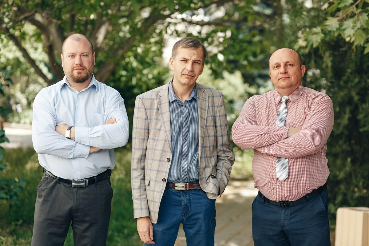 Команда крымских полиграфологов